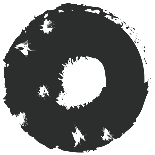 Windscreen Crater Chip